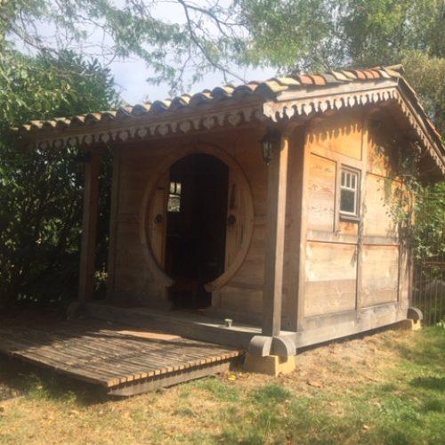 cabane zen