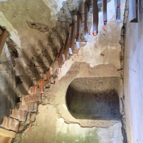 escalier tour